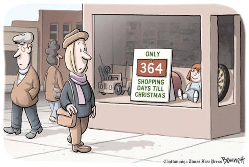 Merry Christmas Christmas-shopping-days