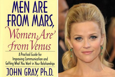 The sole reason I added this is because Reese Witherspoon is cute as hell. The book is crap.