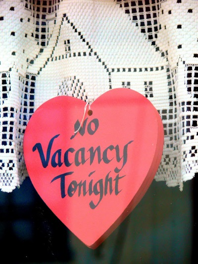 No Vacancy Tonight