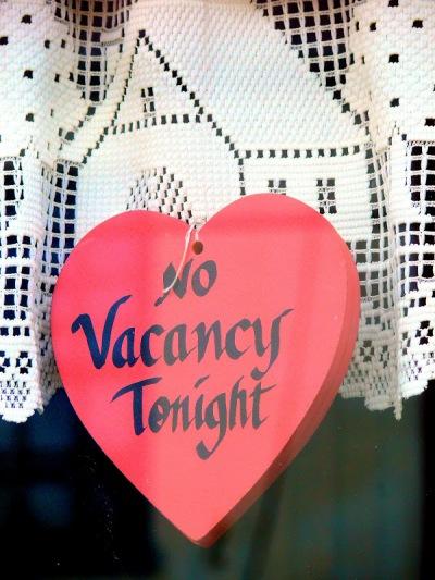 No Vacancy Tonight