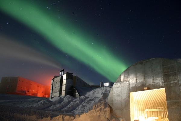 Amundsen-Scott Station, Antarctica