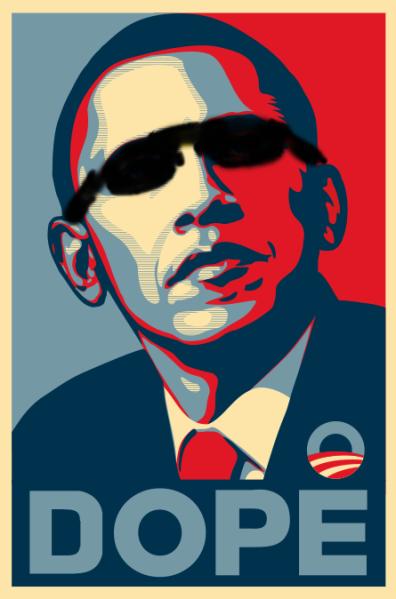 Barack_Obama_Dope_poster